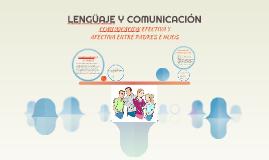 LENGÜAJE Y COMUNICACION ASERTIVA