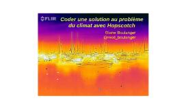 Solution au problème du climat