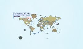 LOGISTICA Y GESTIÓN DE LA CADENA DE ABASTECIMIENTO (SUPPLY C