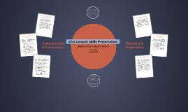 21st Century Skill Presentation