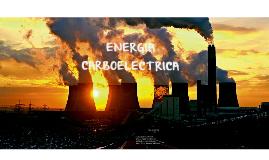 ENERGIA CARBOELECTRICA