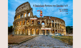 Cópia de A sociedade romana nos séc. I e II
