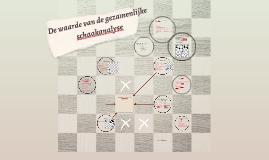 De waarde van de gezamenlijke schaakanalyse