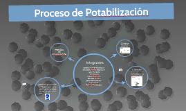 Copy of Planta de tratamiento del agua potable