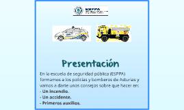 ESPPA 1º Auxilios