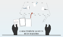 CARACTERÍSTICAS DE UN BUEN MAESTRO