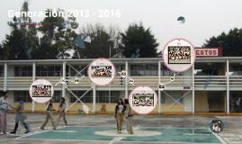 Generación 2013-2016