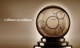Å tilhøre en religion
