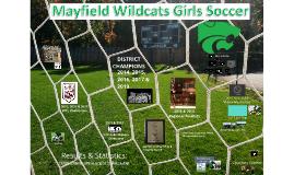 Mayfield Wildcats Girls Soccer