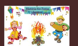 História das Festas Juninas