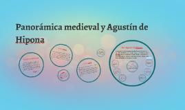 Panorámica medieval y Agustín de Hipona