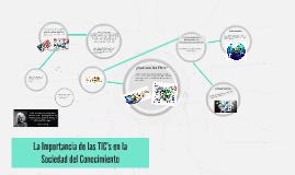 La Importancia de las TIC's en la