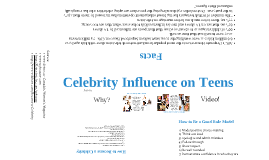 How Celebrity Culture Impacts Teenagers, and What We Can ...
