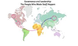 Governance and Leadership: