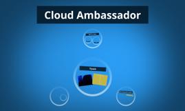 Cloud Ambassador