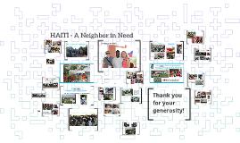 HAITI - A Neighbor in Crisis