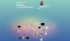 Sociale media in het kort, Hans Versteegh, Welzijn 3.0