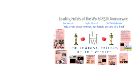 Leading Hotels