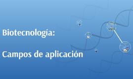 Biotecnología: