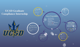 UCSD Graduate Compliance Internship