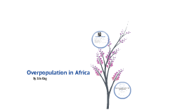 Overpopulation in Africa