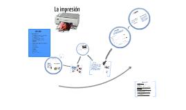 Copy of La impresión