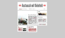 Austausch mit Bielefeld