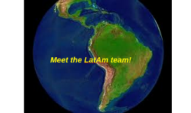 Meet the LatAm team!