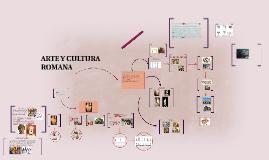 Copy of ARTE Y CULTURA ROMANA