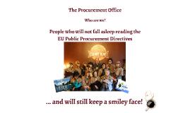 The Procurement Office