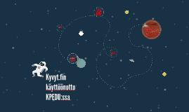 Kyvyt.fin käyttöönotto KPEDU:ssa