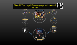 Should The Legal Age of Drinking be switched to 18?