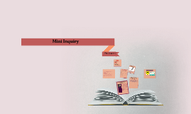Mini Inquiry:Famous Last Words
