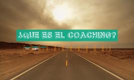 Copy of ¿QUE ES EL COACHING?