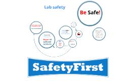 Copy of Lab Safety