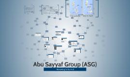 Copy of Copy of Abu Sayyaf Group (ASG)