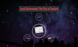 Sanford local govt
