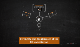 Strengths and Weaknesses of the UK constitution
