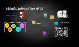 Copy of Reunión informativa 3º ep