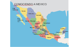 CONOCIENDO A MEXICO