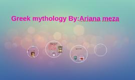Ariana meza