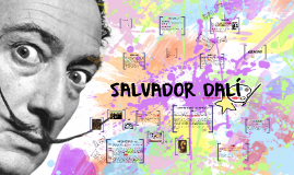 SALVADOR DALÍ - OBRAS