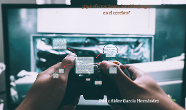 Efectos videojuegos-Paola