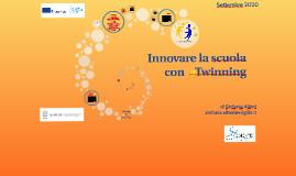 Innovare la scuola con eTwinning