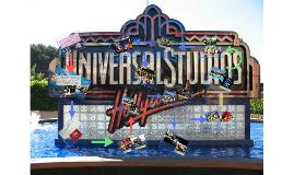 Universal Studios Hollywood es un estudio de cine y parque d