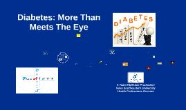 Copy of Diabetes Presentation