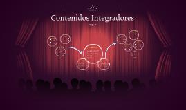 Contenidos Integradores