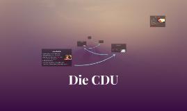 Die CDU