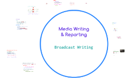 Media Writing & Reporting -- Broadcast Writing