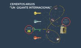Copy of CEMENTOS ARGOS